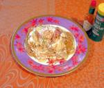 豆乳味噌カルボナーラ