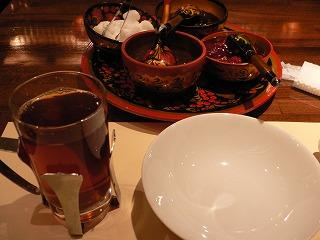 新宿 ロシア料理 スンガリー その1-4