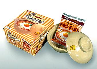 ひよこちゃん土鍋セット