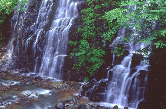 龍双ヶ滝 下段2