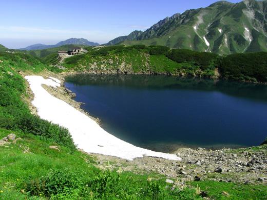 夏の立山02
