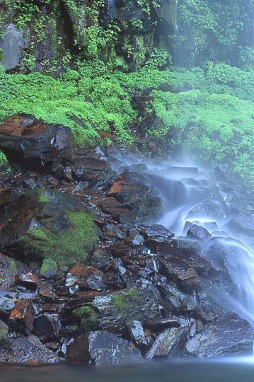 阿弥陀ヶ滝 滝壺