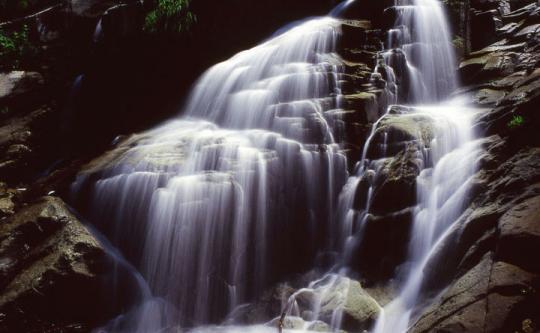 仏御前の滝 下段1