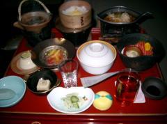 彩り湯かしき花と華 料理