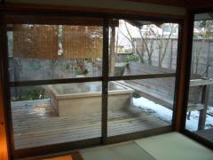 個室貸切露天風呂