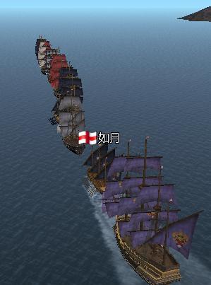 行列のできる艦隊の行方体験ツアー