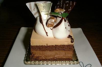 シナガワチョコケーキ