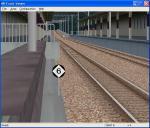 速度制限区間・最後尾通過完了標識(20m級6連用)が河南町駅構内に置かれていないのは…