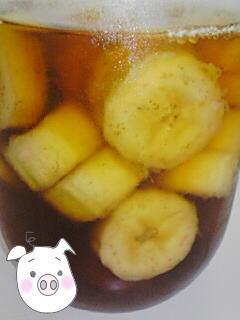 3日目のバナナ酢