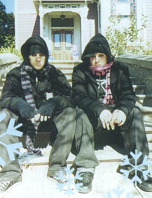Joel and Benji(Good Charlotte)