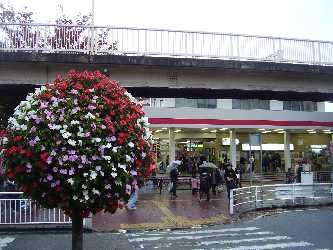 阪急塚口駅前