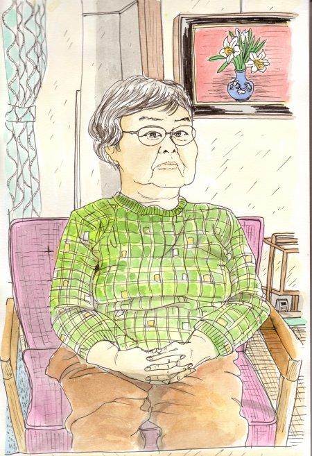 松山のおかあさん
