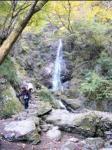 秋川渓谷の滝