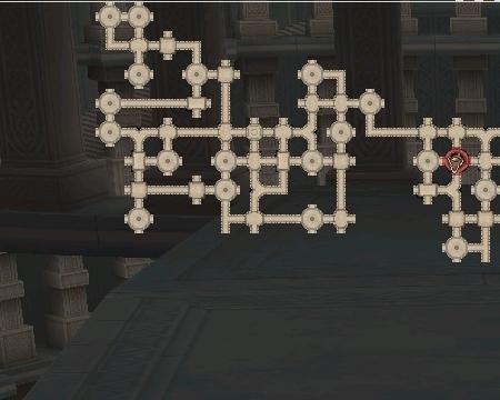 戦慄のプリズン_マップ