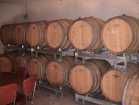 ブレンド前のワイン