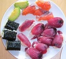 自家製寿司
