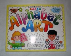 Arphabet Art Book