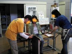 ガラス工房-製作過程5
