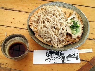 sigaraki-陶器市手打ち蕎麦