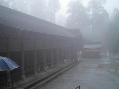 比叡山-本堂伽藍