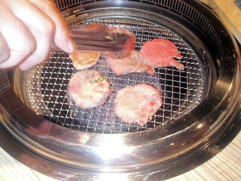 焼肉-牛タン