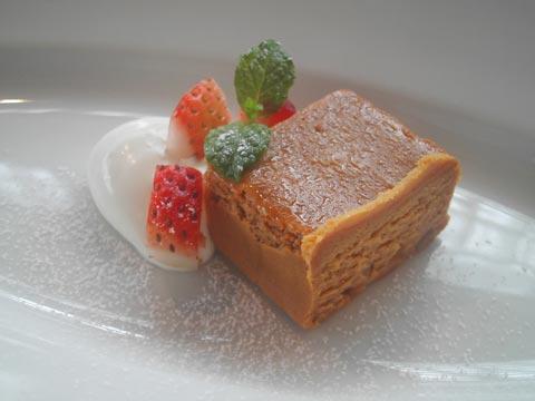 ドルチェ-キャラメルのチーズケーキ