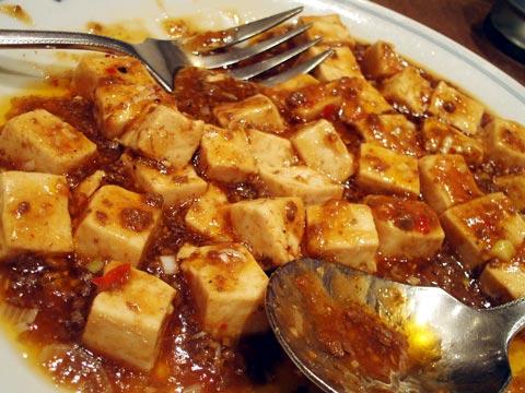 高尾-麻婆豆腐