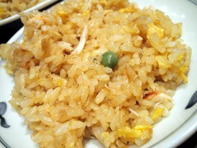 高尾-蟹炒飯