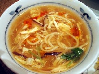 高尾-酸辣湯麺2