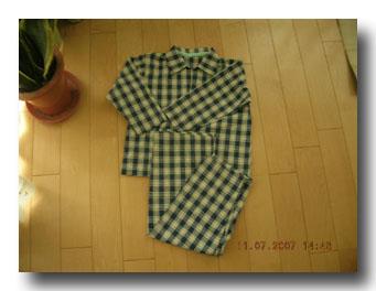 ちびパジャマ
