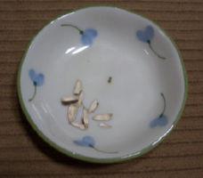 空っぽの食器