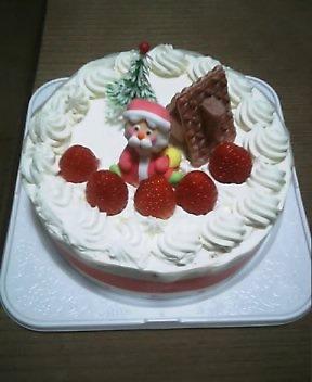 私のケーキ