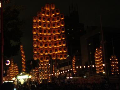 竿灯 2007