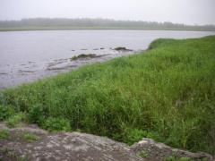 風連湖畔のログハウスで伸びちゃいました