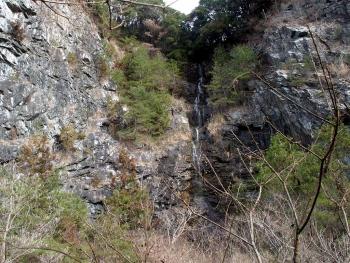 神崎の滝・全景