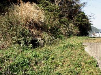 田津の石風呂跡