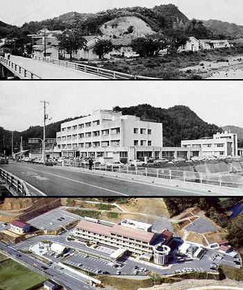 美東病院の今昔