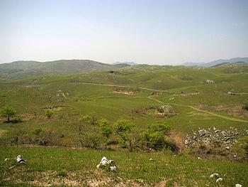 美東町展望台からの眺め-2