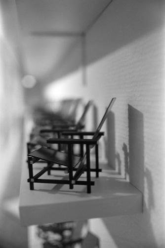 椅子(横から)