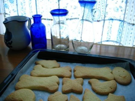 型抜クッキー