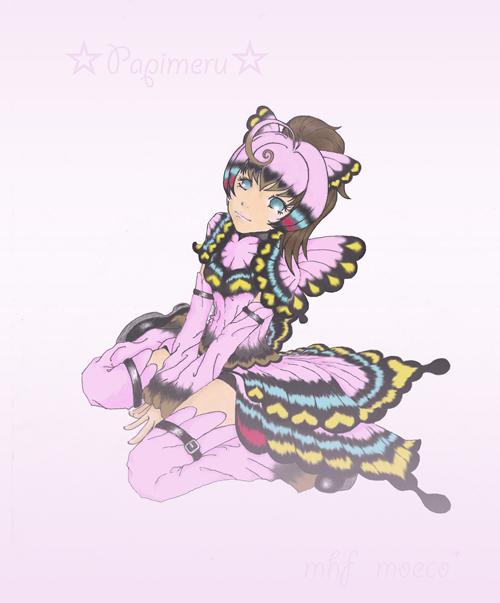 パピメル☆イラスト