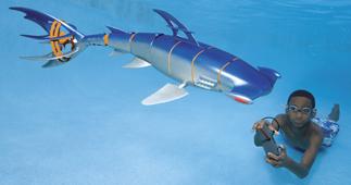 サメとメカの相性の良さは異常