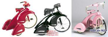 三輪車のことを「トライク」といいます