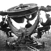 大昔のレーダー