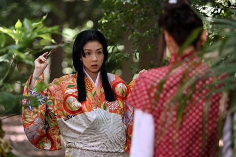 千姫とハナ