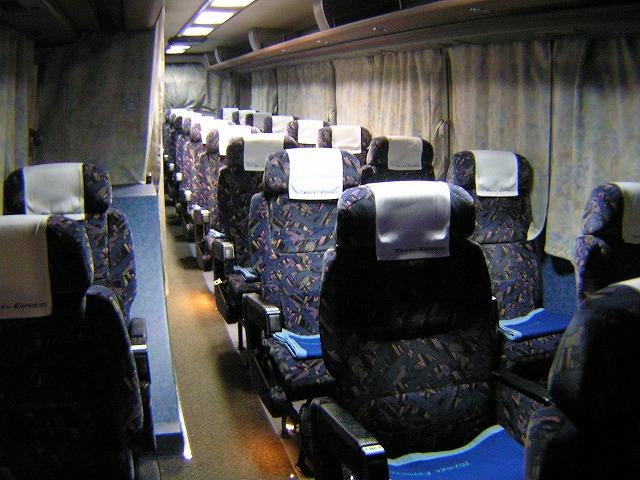 仙台 バス 東京