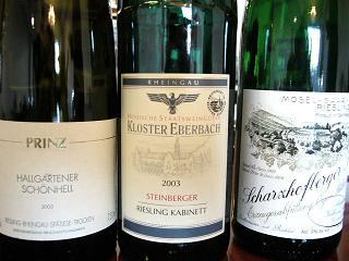 ドイツワイン1