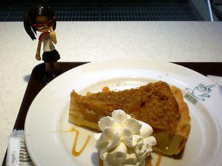 秋葉原の裏手のカフェのケーキがうまい件について