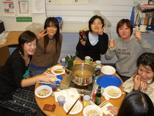 鍋パーティー2