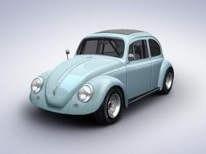 Original-Style VW Type1 Skin